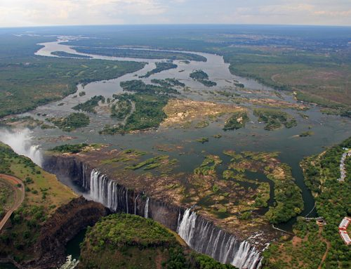 Climate Change in Water Resources – Zambia